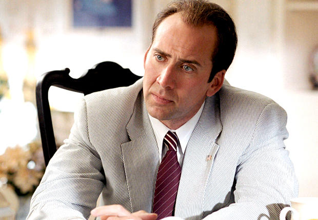 Nicolas Cage - an extraordinary, talented person whose fabulous acting has impressed many of us regardless of age or belief. Cage has appeared in over 60 films including Face Off, Gone in 60  Seconds, National Treasure, Lords of War and Knowing. The latest productions include Season of the Witch, Ghost Rider 2, Stolen and The Frozen Ground.